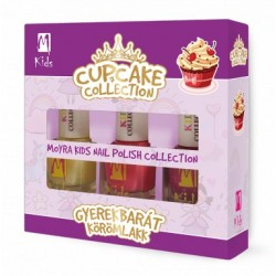 Moyra Gift Box Kids Collection - Cupcake