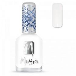 Moyra Stamping  Nail Polish - White -  SP.07