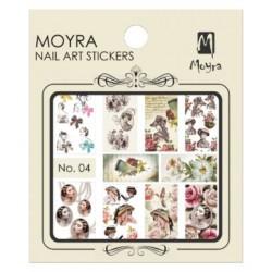 Moyra Water Transfer Sticker Nr.004