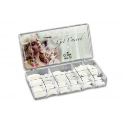 TipBox 250pcs 'Get Curved' - T170