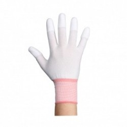 Gloves Finger Rubbercoat Medium