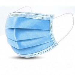 Mondmasker Tagni Tres Sjiek blauw -  (50 st.)